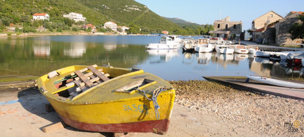 Luka, Dugi Otok, Croatia
