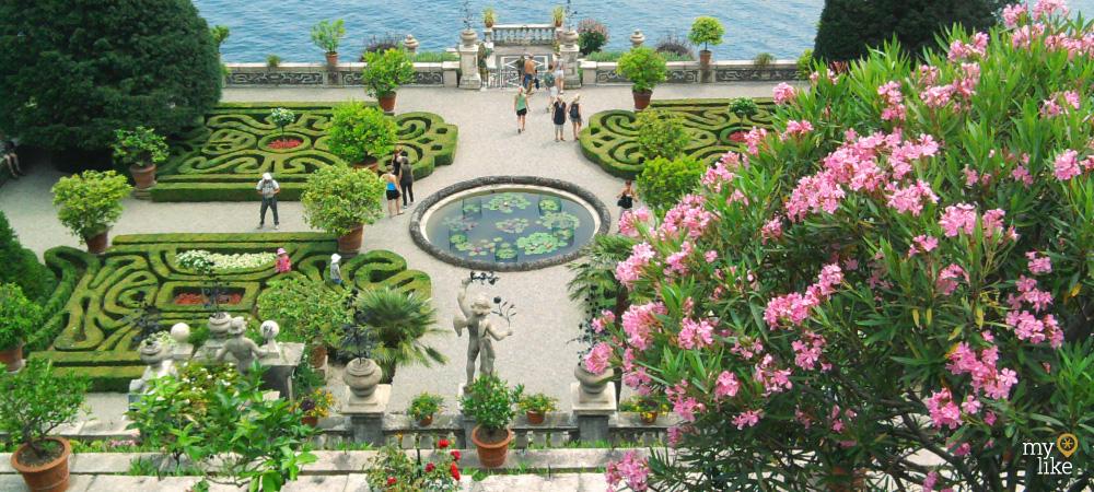 Palazzo Borromeo Isola Bella Lago Maggiore