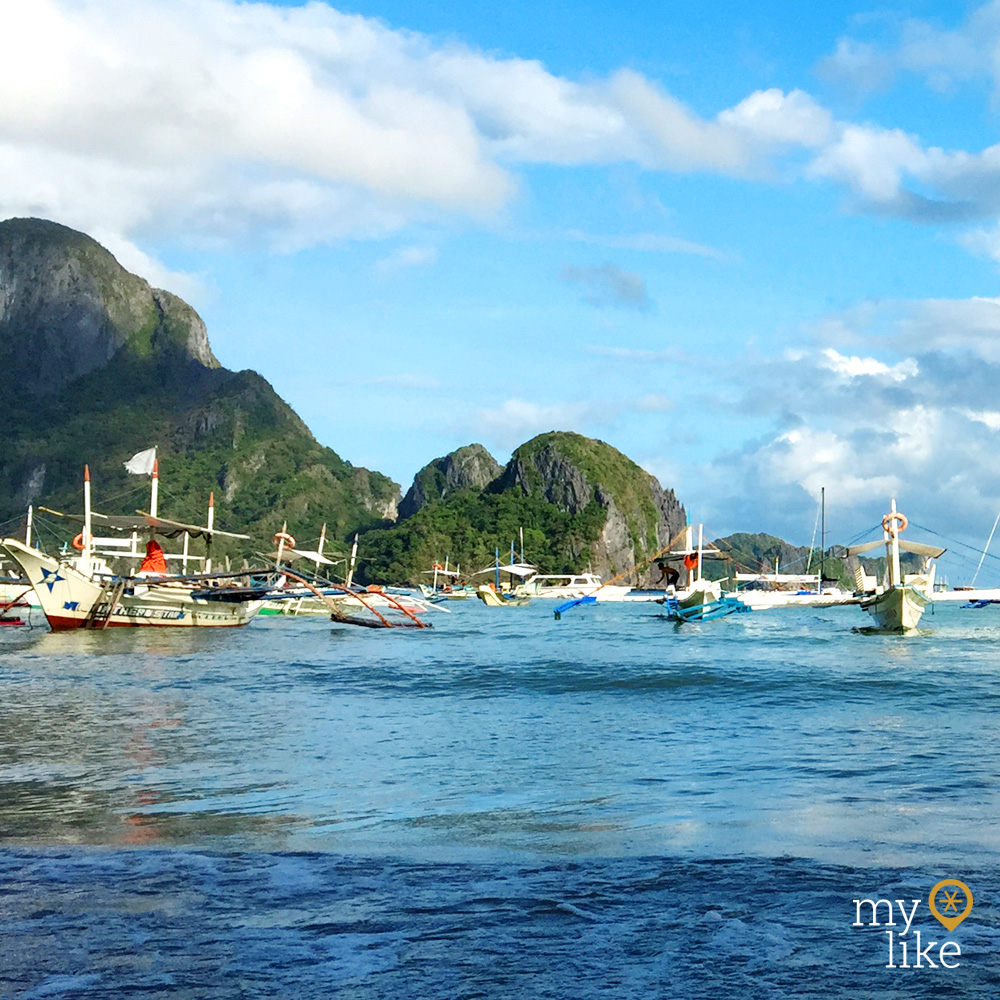 myLike of the Day - Coron Island, Palawan, Philippines