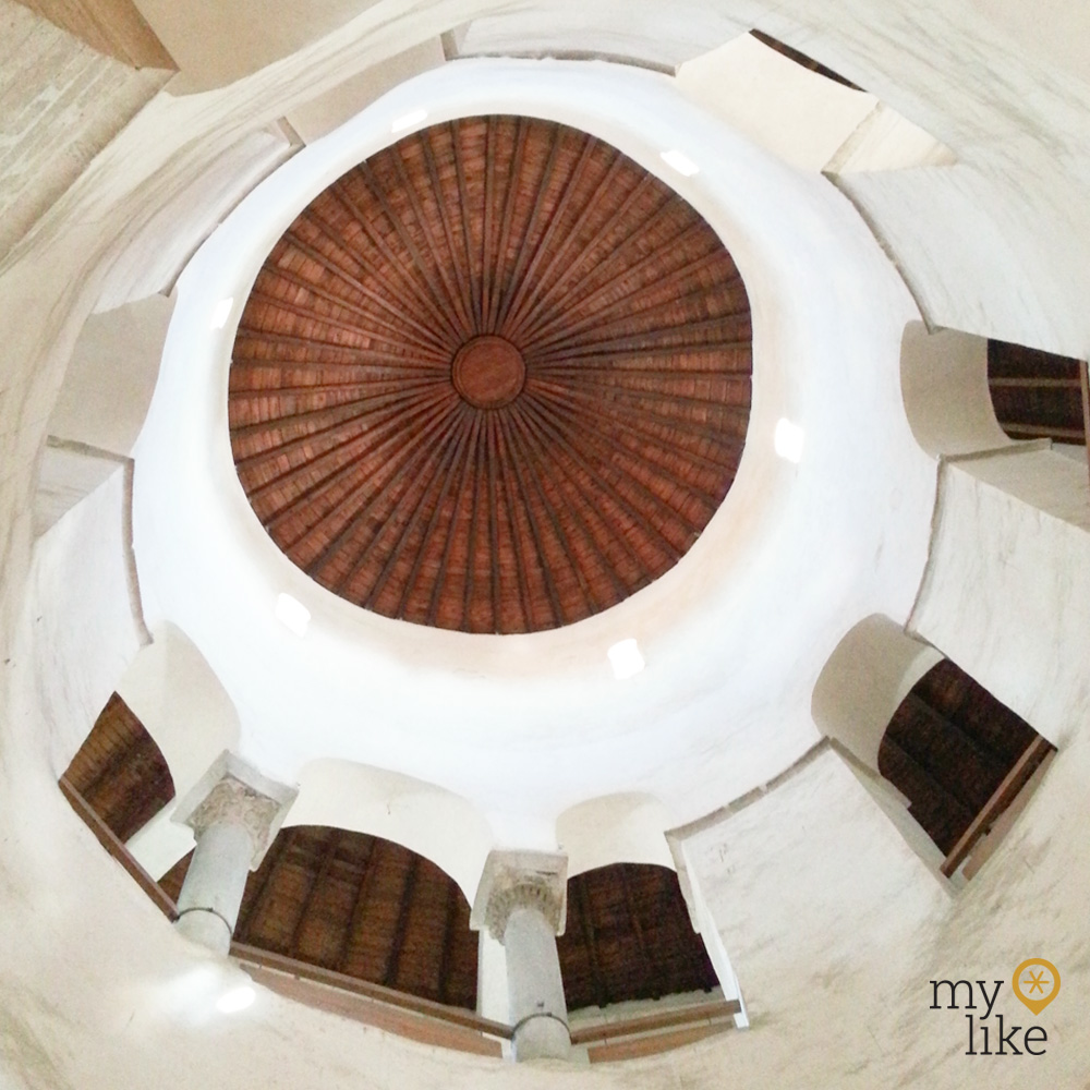 myLike of the Day - Church of St. Donatus in Zadar, Croatia