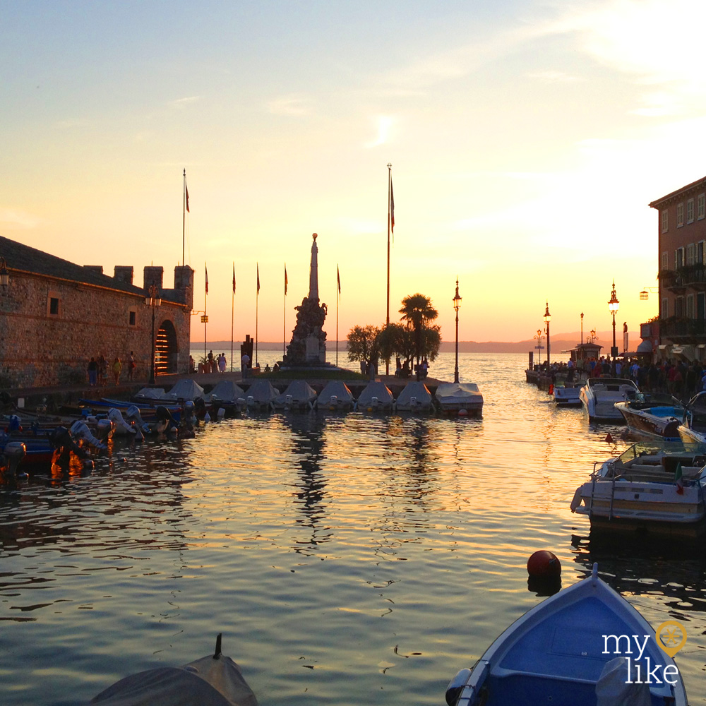 myLike of the Day - Lazise, Lake Garda