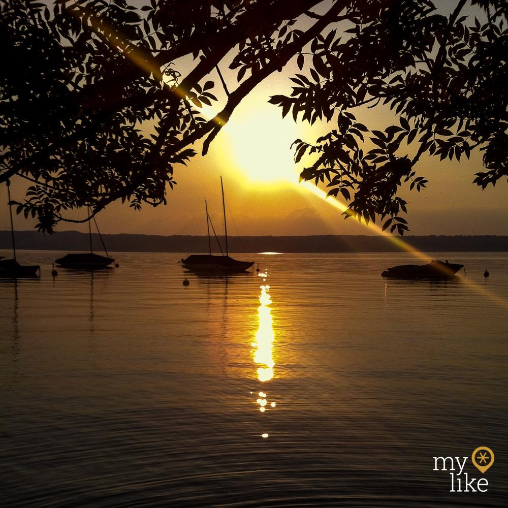 myLike of the Day - Lake Starnberg, Germany