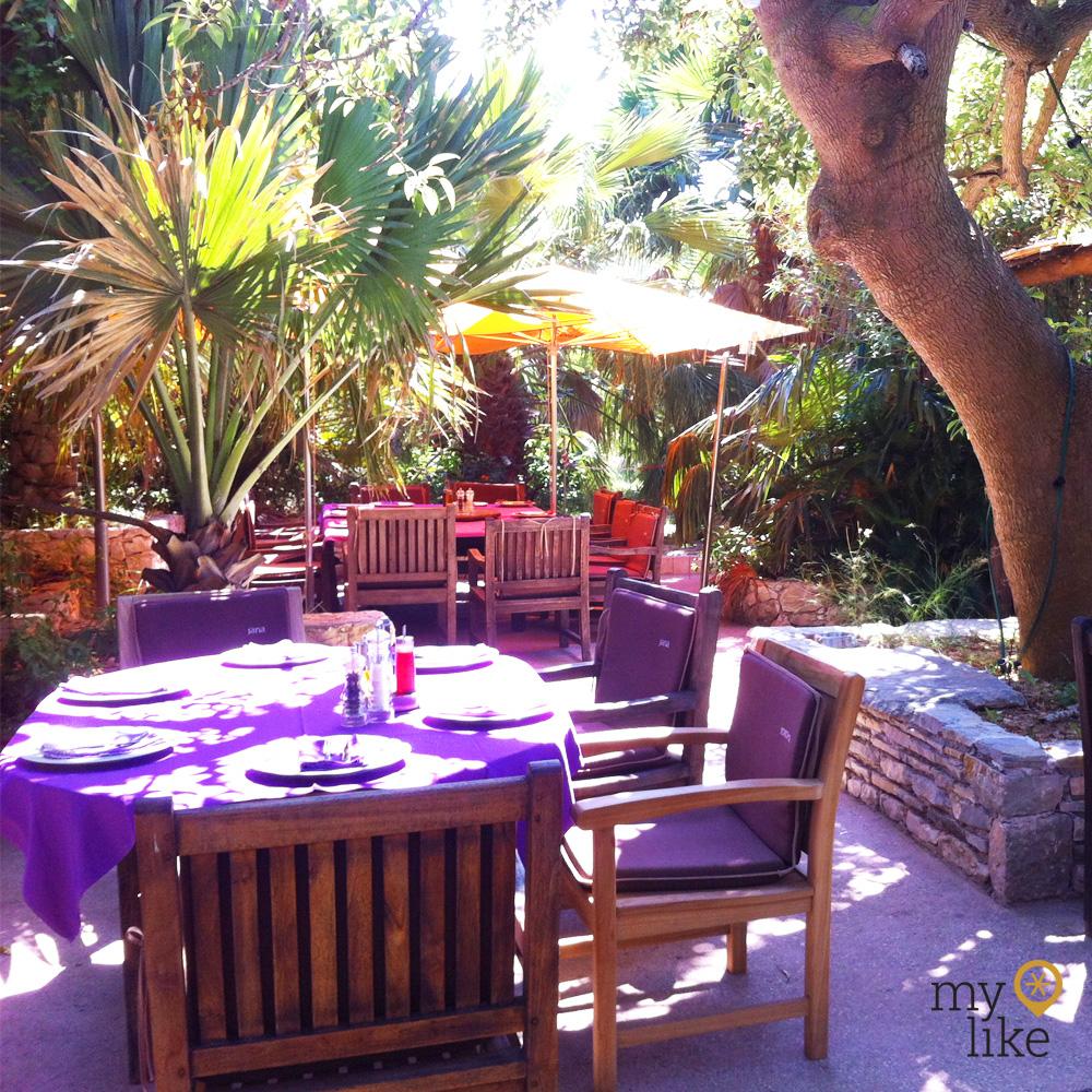 myLike of the Day - Restaurant in Palmizana, Croatia