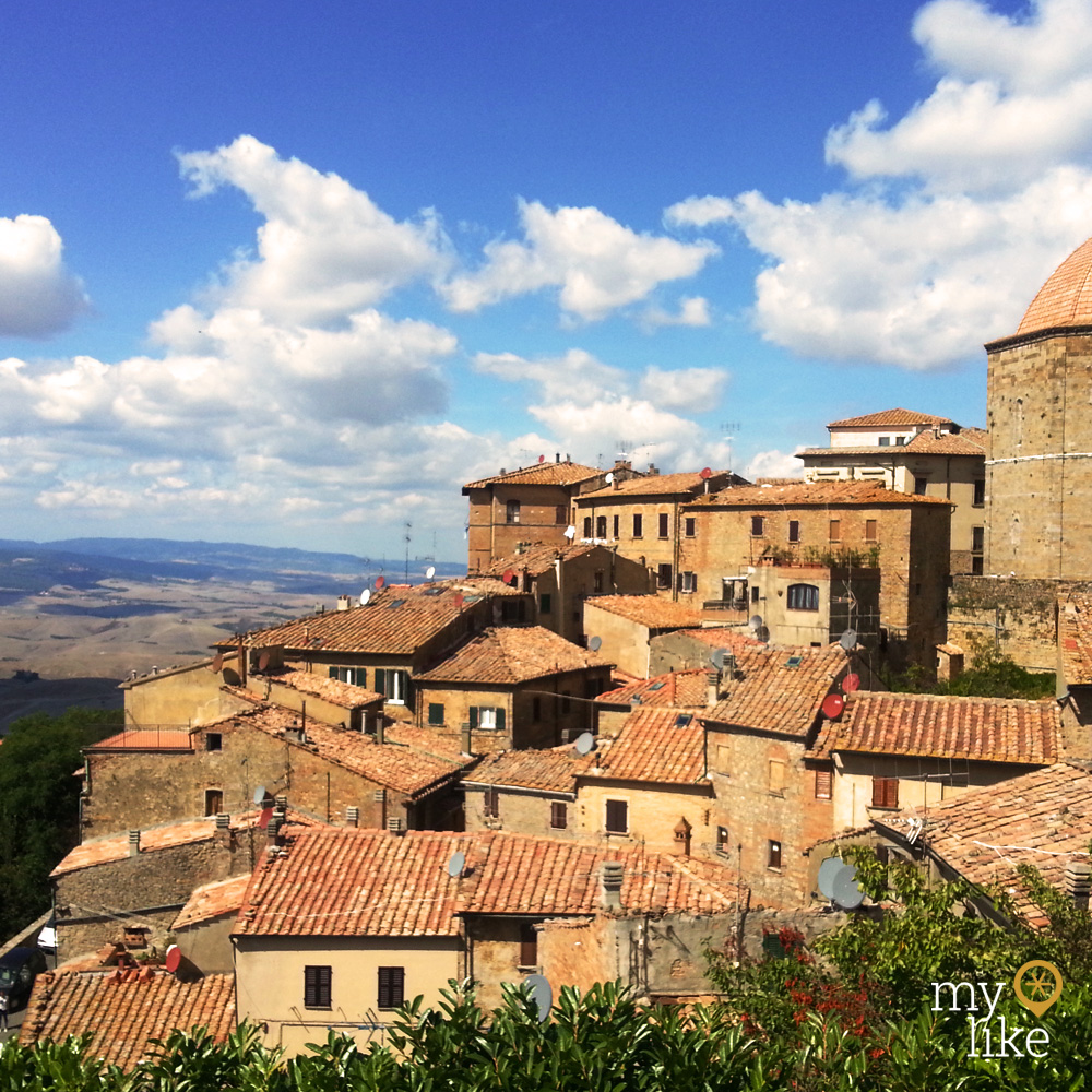 myLike of the Day - Volterra, Italy