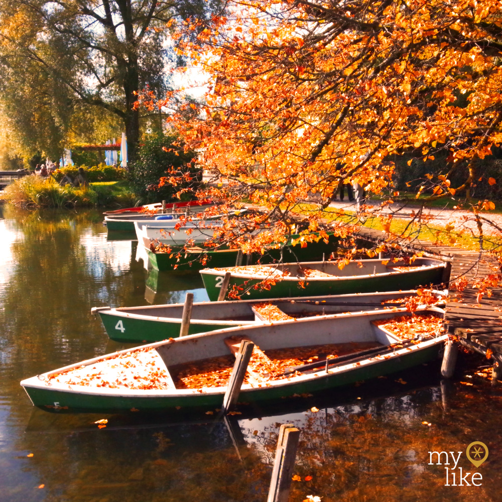 myLike of the Day - Lake Wessling, Germany