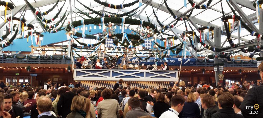 myLike at Schottenhammel @ Bits & Pretzels Founders Festival
