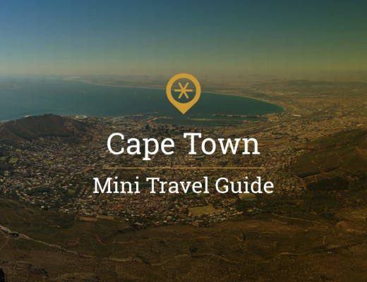 myLike - Cape Town - Mini Travel Guide