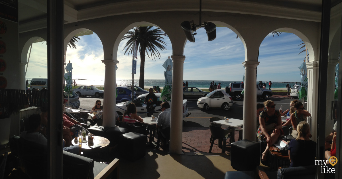 Cafe Caprice, Cape Town