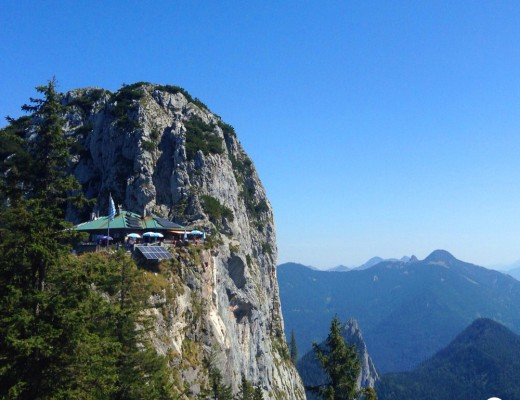 myLike of the Day - Tegernseer Hütte, Germany