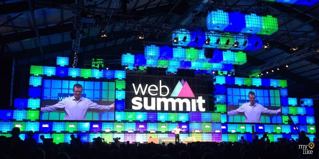 myLike at Web Summit 2015