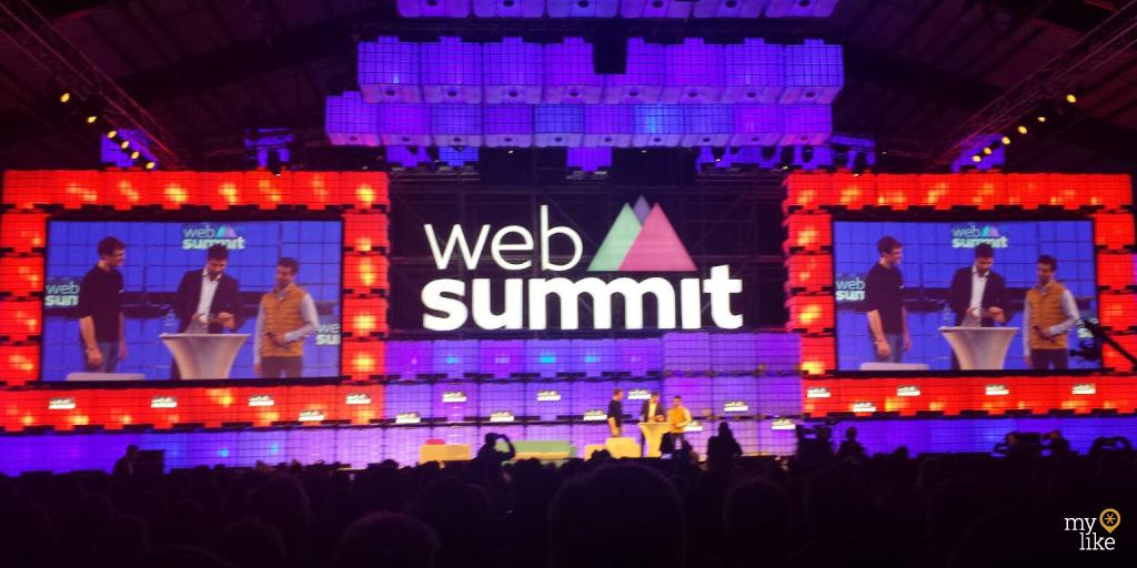 Web Summit 2015 - Audi Pitch winners
