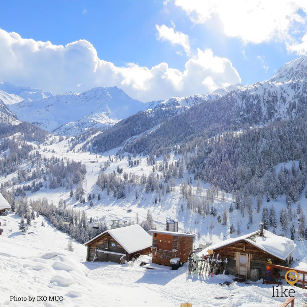 myLike of the Day - Verbier Switzerland
