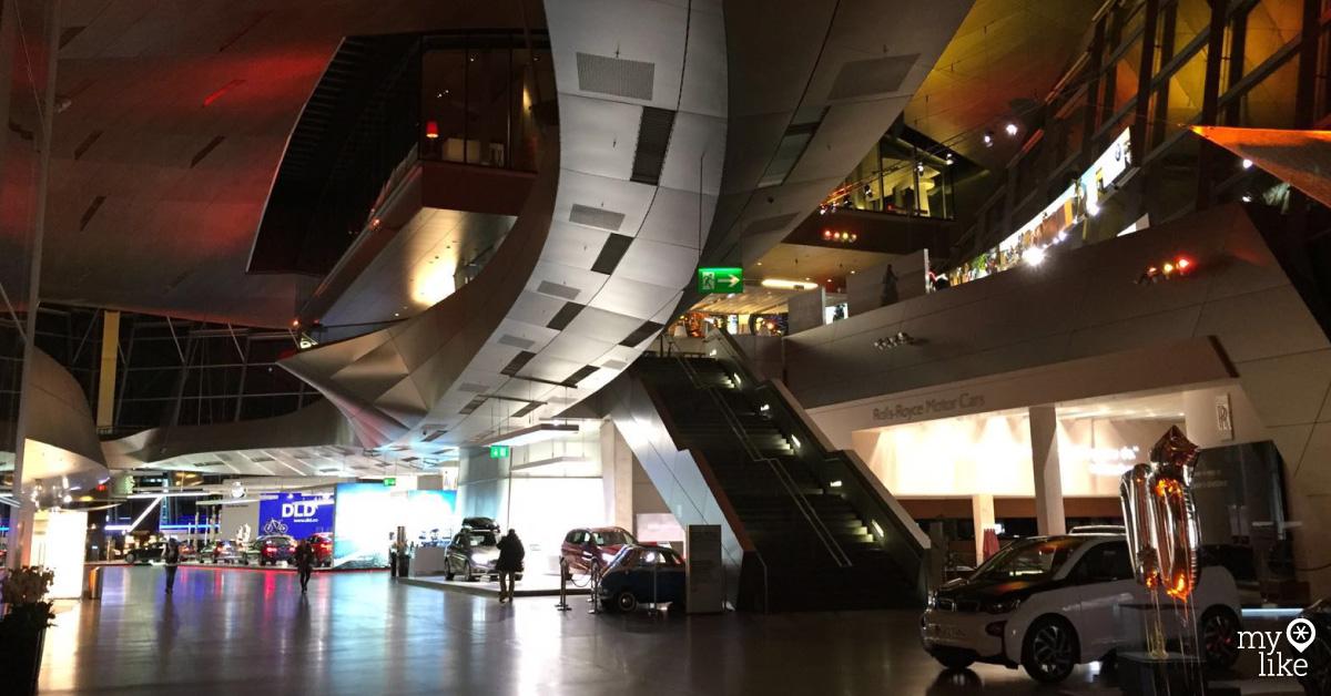 BMW Welten & Museum Munich