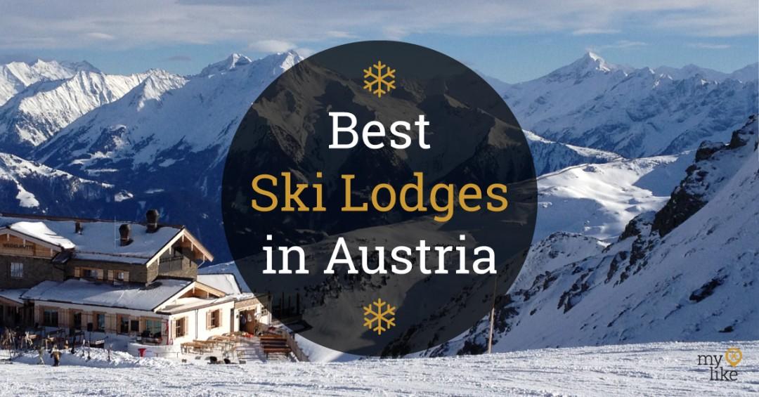 Best Ski Lodges in Austria