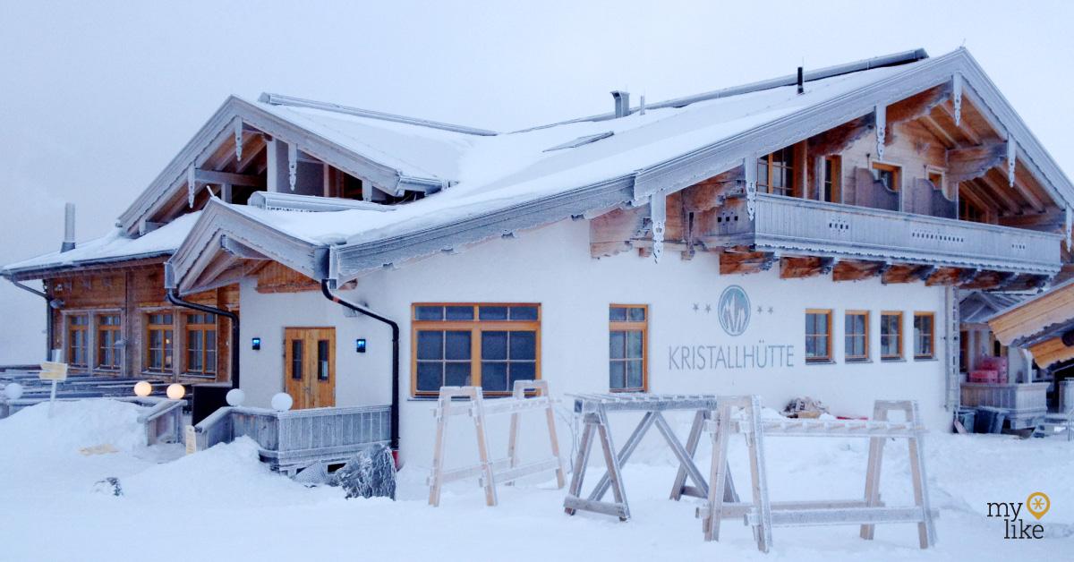 Kristallhütte - Kaltenbach, Zillertal, Austria
