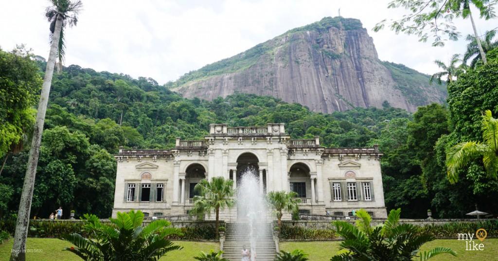 Parque Lage - Experiencing Rio de Janeiro