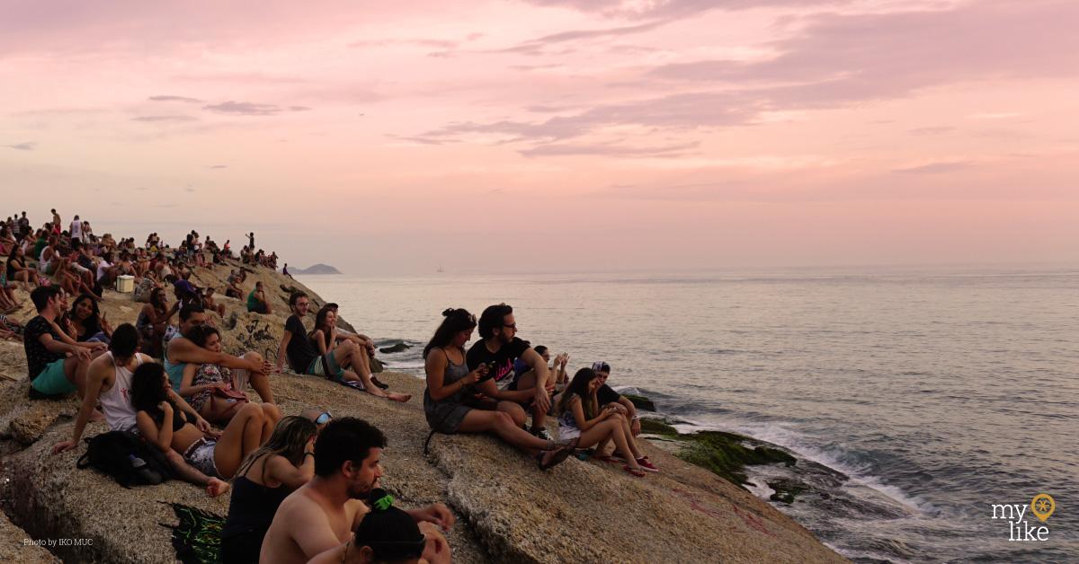 Pedra do Arpoador - Rio de Janeiro