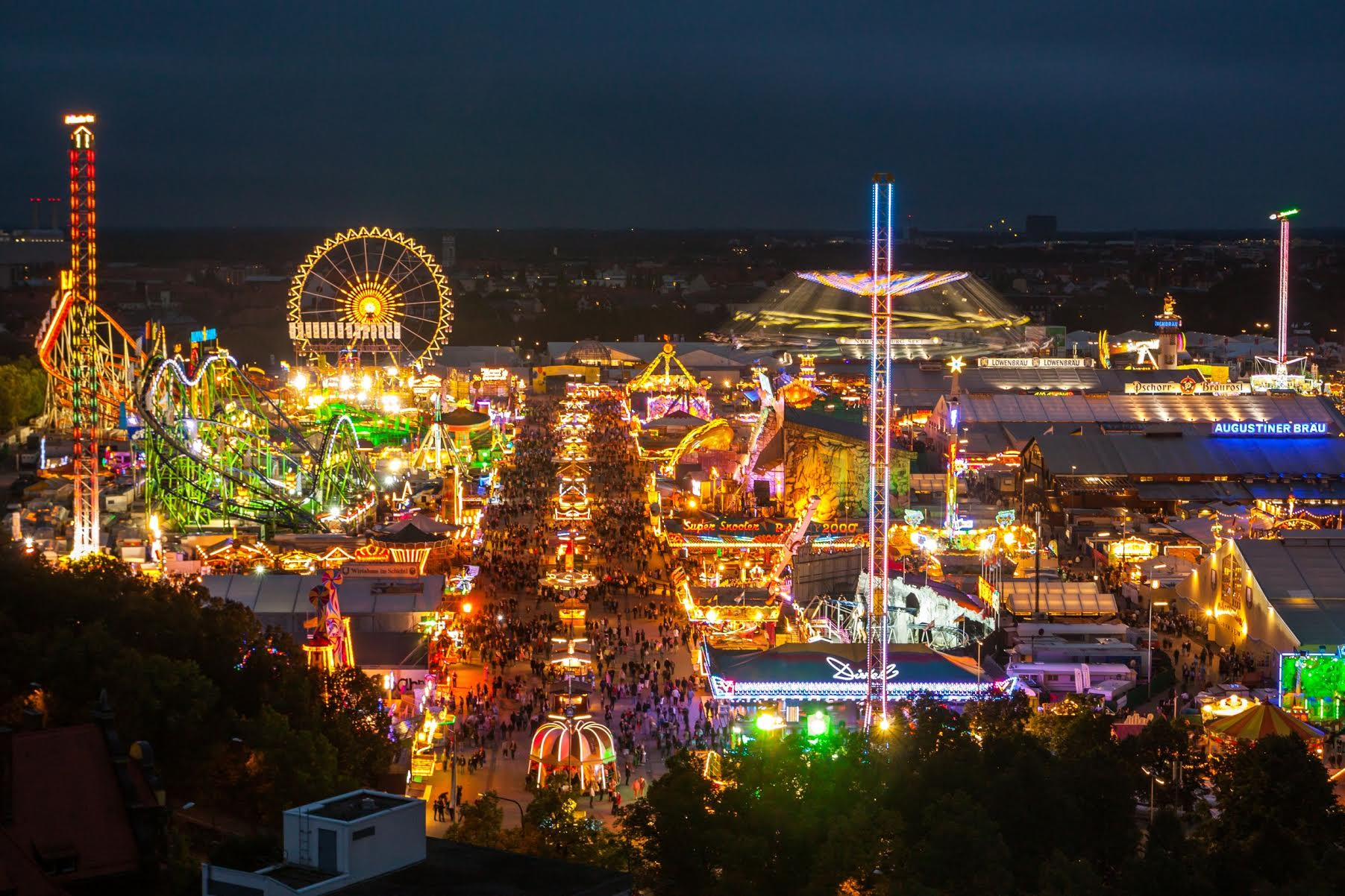 9 Hidden Treasures at the Oktoberfest