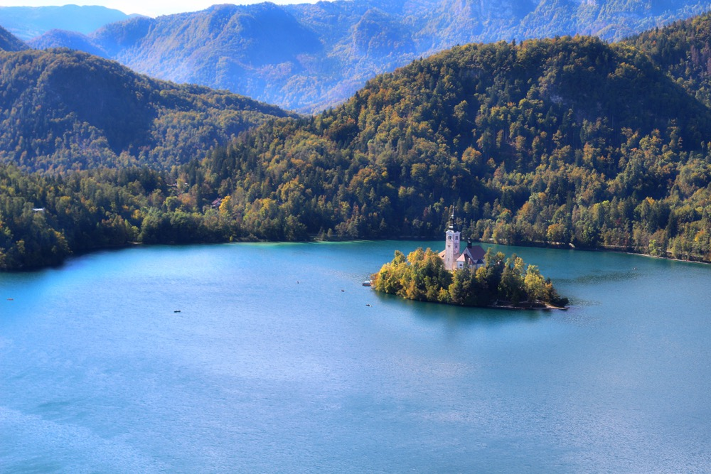Bled  560x420 - Top 10 Best Places To See in Slovenia
