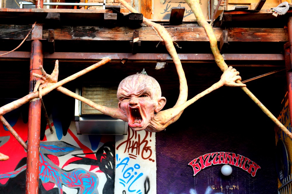 Metelkova - Top 10 Best Places To See in Slovenia