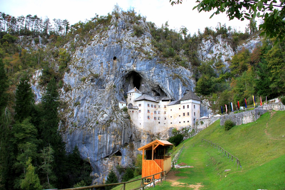 Predjama castle 1 - Top 10 Best Places To See in Slovenia