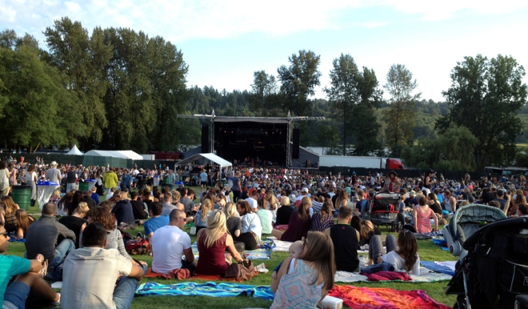 10 See a Show at Deer Lake Park - Top 10 Must Do Activities in Vancouver, British Columbia