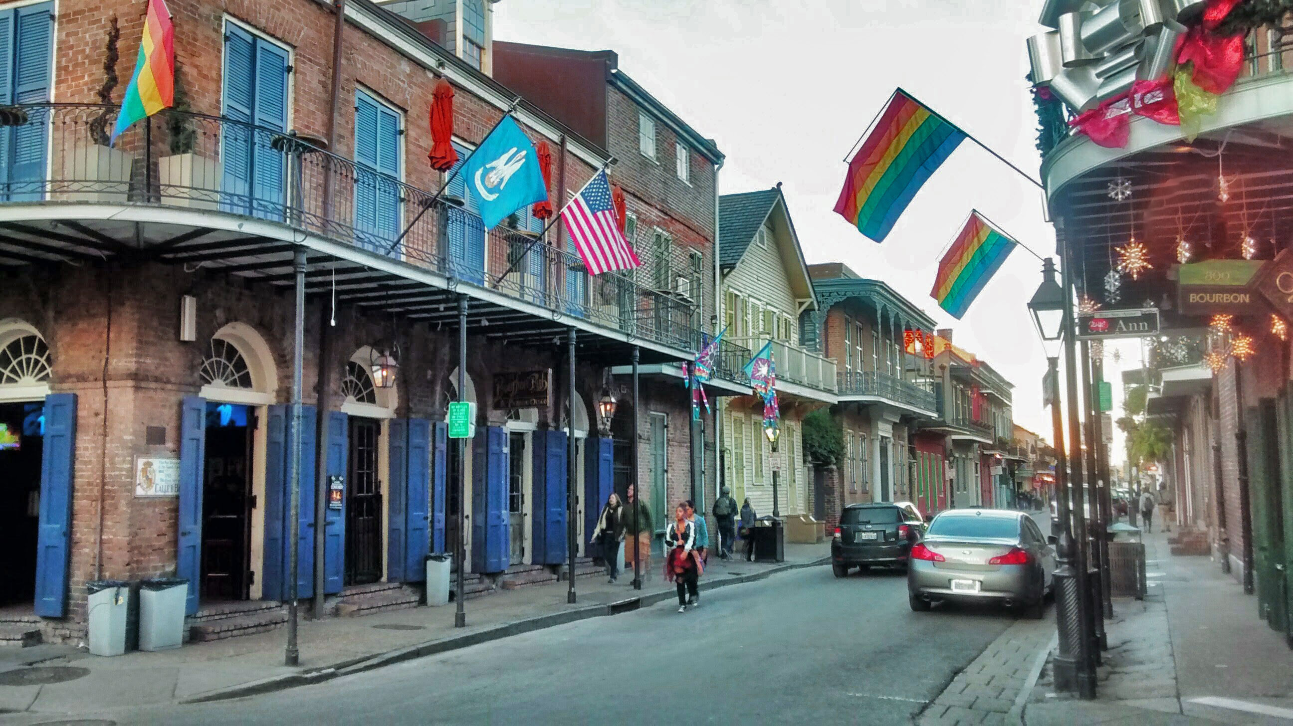 French Quarter 1024x575 - Visiting New Orleans In January: Top 8 Things To Do