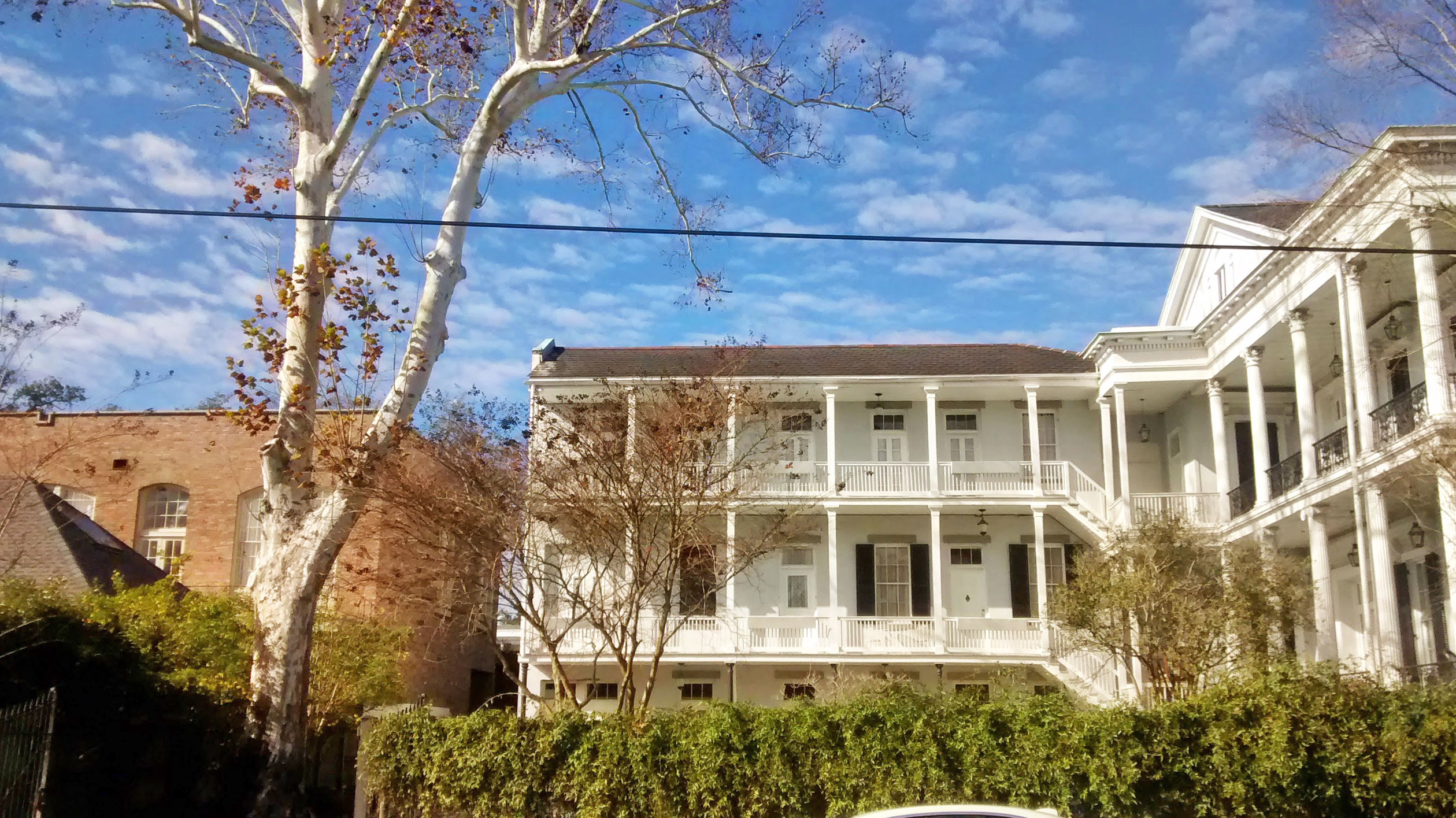 GardenDistrict 1024x575 - Visiting New Orleans In January: Top 8 Things To Do