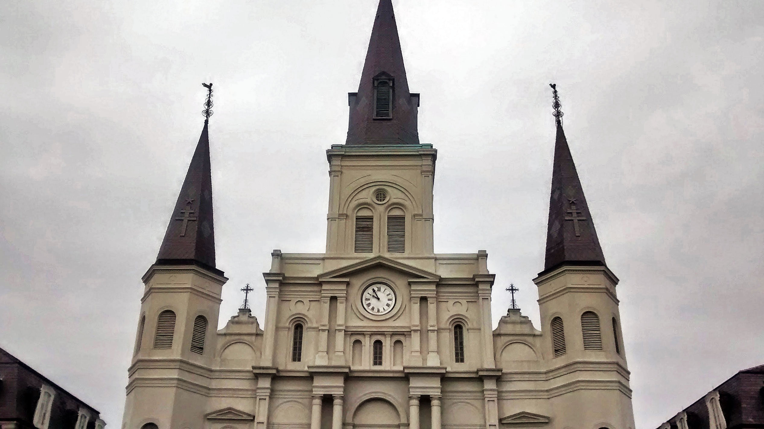 StLouisCathedral 1024x575 - Visiting New Orleans In January: Top 8 Things To Do