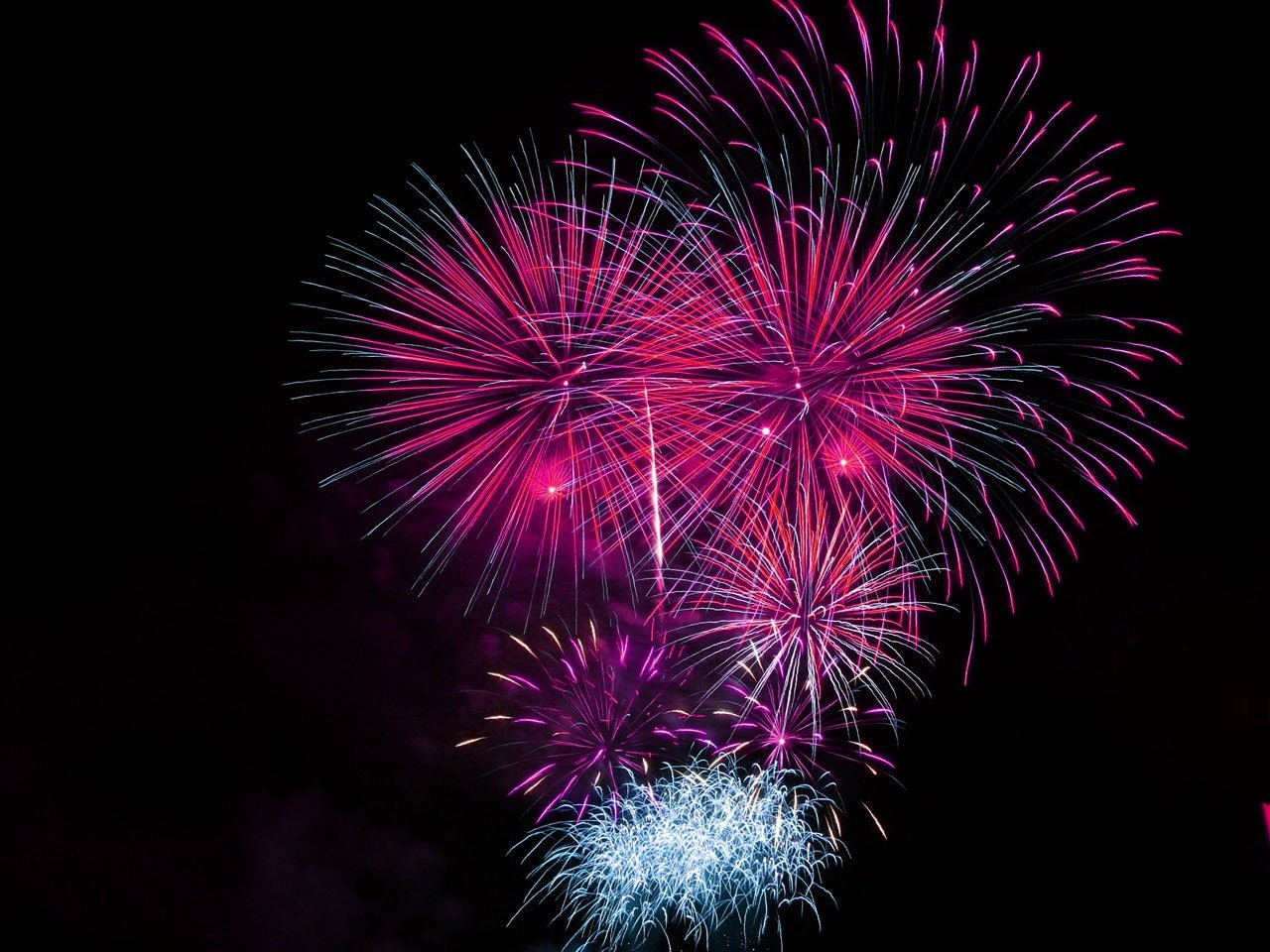 celebration colorful colourful 48247 - 6 Best Places to Celebrate New Years Eve in 2017