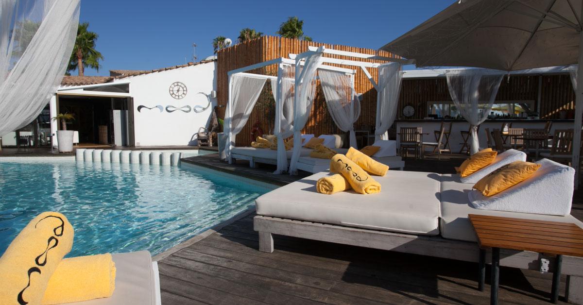 Mood Beach Bar Mallorca