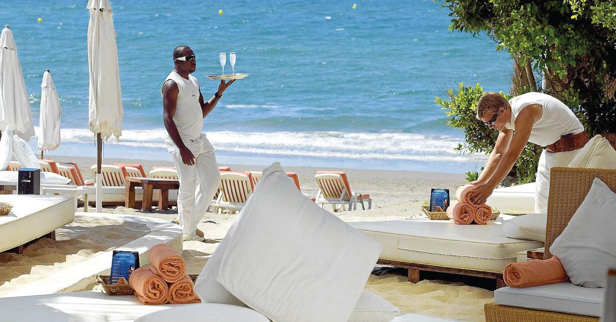 Nikki Beach Bar