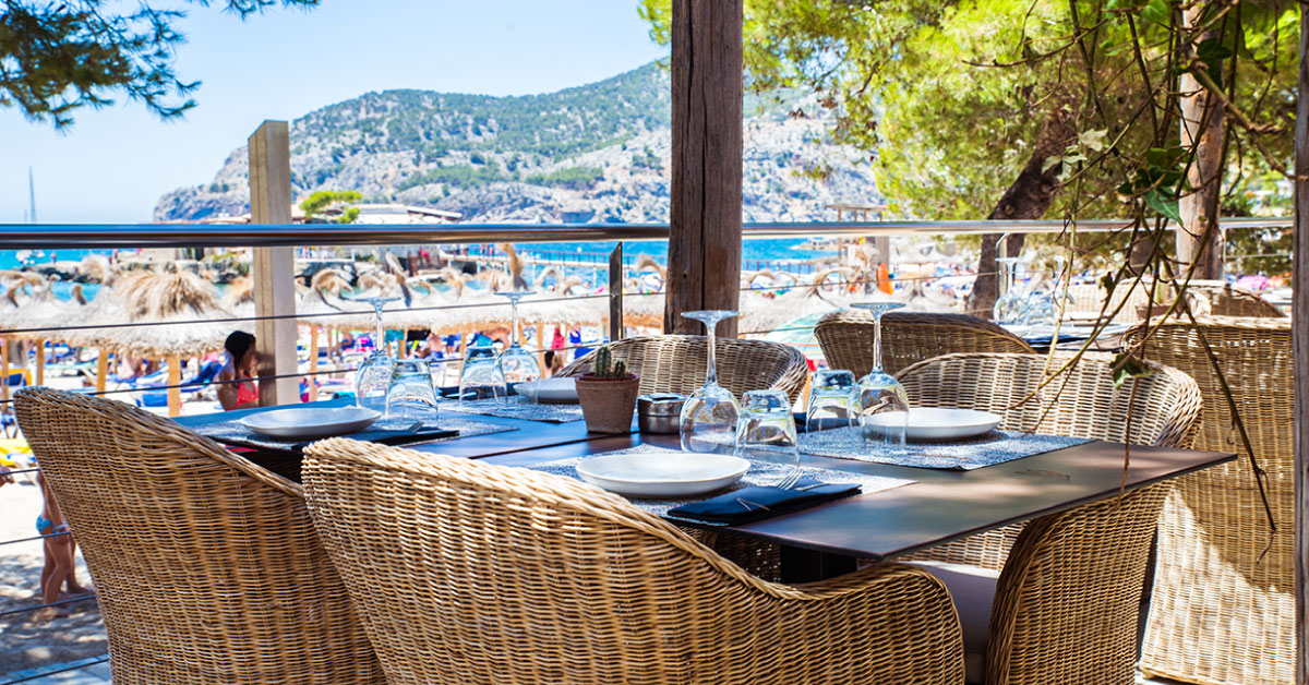 Best Beach Bars in Mallorca - Accana