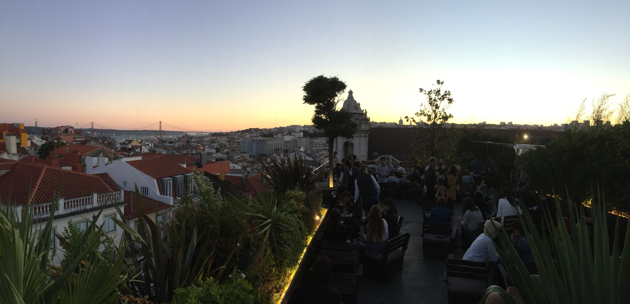 IMG 5132 1024x495 - 10+ Best Rooftop Bars To Catch Lisbon's Mesmerizing Sunsets