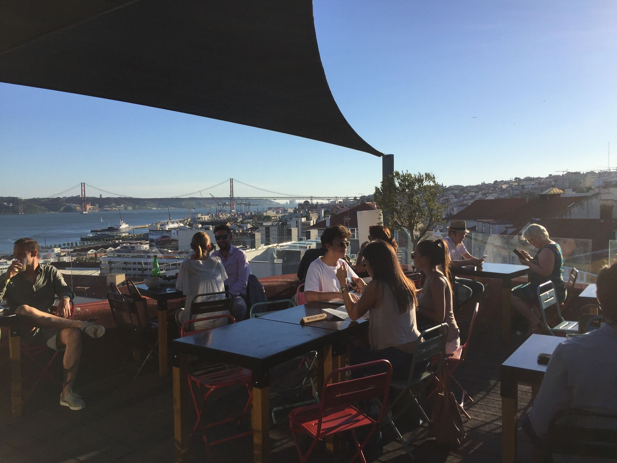 madame patiscao 1024x768 - 10+ Best Rooftop Bars To Catch Lisbon's Mesmerizing Sunsets