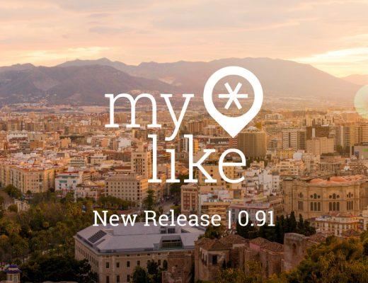 myLike New Relase
