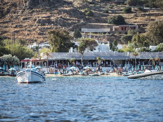 Nammos, Greece