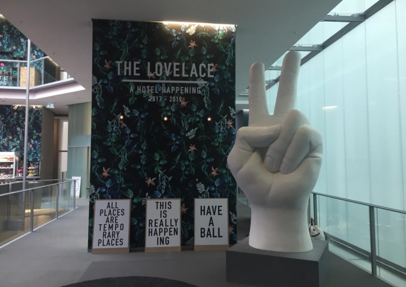 pic - The Lovelace – A hotel happening