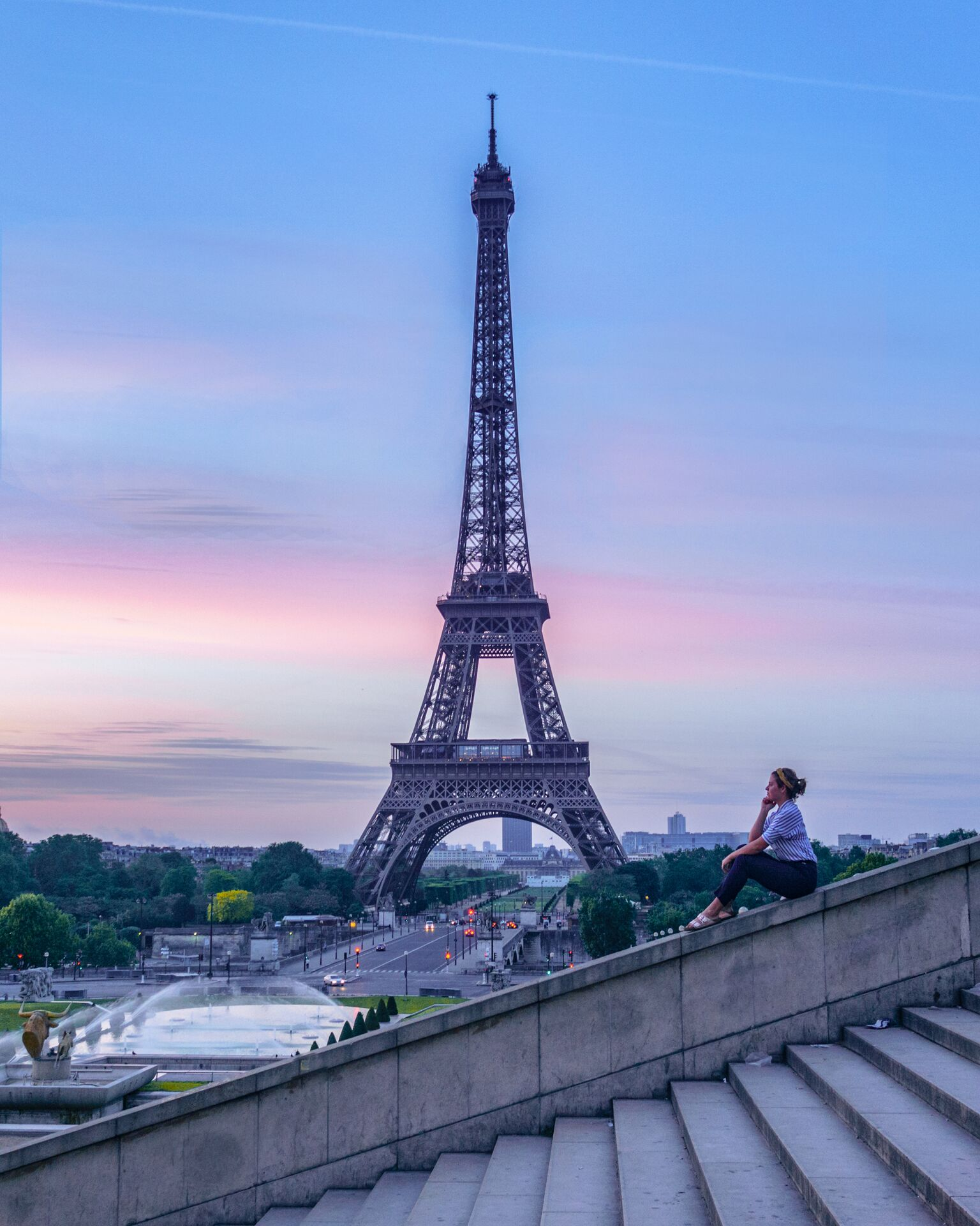 Carmen Huter Paris 1 819x1024 - Carmen Huter Shares How to Plan Your Next Trip Like a Pro