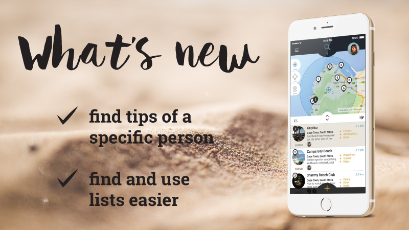 Newsletter Update 0 92 Cover 3 - New cool features in myLike